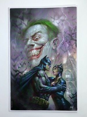 DC's Batman #50 Parillo Virgin Variant Sold Out VF/NM