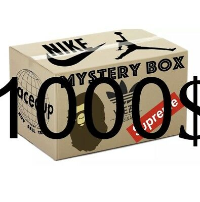 HYPEBEAST $1000  BOX FROM THE 1 & ONLY!!! Latest Fashion In This Box