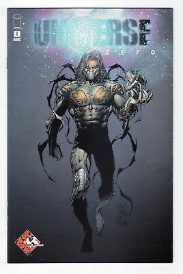 Top Cow Image Comics The Darkness (1996) #40 Universe #0 VARIANT Silvestri