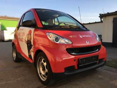 org. airberlin | etihad | Smart 451 FORTWO Coupe MHD rot UNIKAT