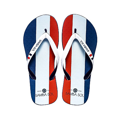 c707c218a SAMBA SOL MEN'S Countries Collection Flip Flops - Colombia - $32.00 ...