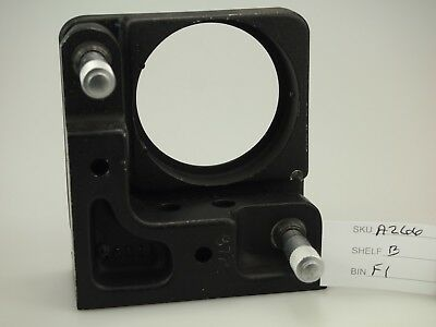 "Laser / Optic Equipment NEWPORT NRC 600A-3 3"" Optics holder with two Micrometers"