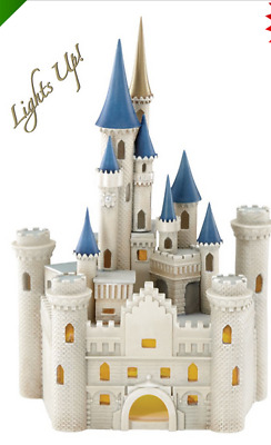Lenox Disney Cinderella Castle Light Up New 2018 878905