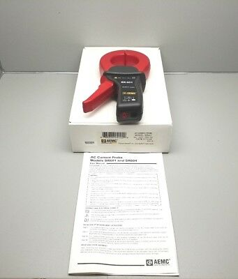 New Aemc One Source Sr601 Ac Current Probe 2113.43