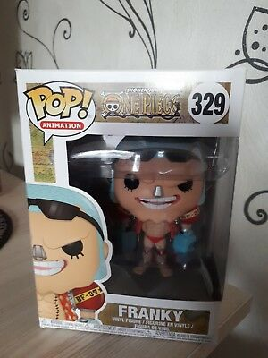 Franky One Piece Funko Pop