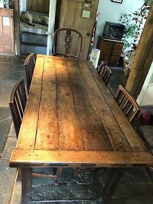 antique oak table 17th century dining table