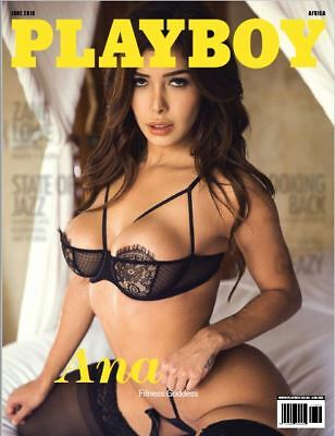 Playboy Africa - June 2018 Electronic PDF magazine