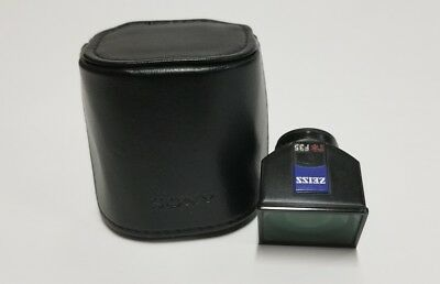 Sony Zeiss Optical Viewfinder FDA-V1 with case for RX1.