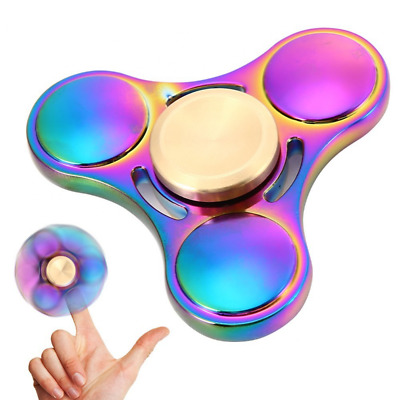 Hand spinner Stress Relief Toys and Perfect For ADHD ,Finger Toy Fidget