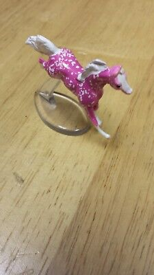 Breyer MINI WHINNIES SURPRISE Blind Bag STRAWBERRY Pink Horse dark pink