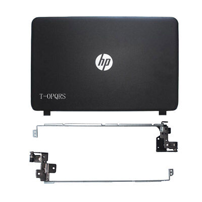 New HP 15-BW017CL 15-BW064NR 15-BW073NR Top case Lcd Back cover Rear Lid black