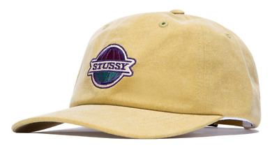 916e3bf9164 STUSSY S LOGO Pigment Strapback Cap Light Blue New With Tags ...