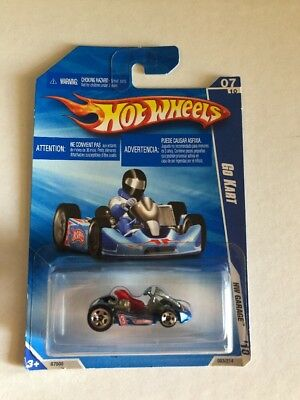 Hot Wheels Go Kart