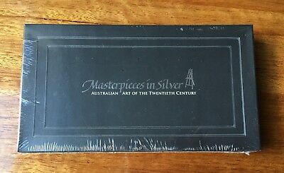 RAM 2006 Masterpieces in Silver Australian Art of the 20th Century Proof Coins