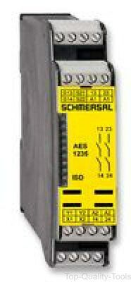 Schmersal, Aes1235 (24Vdc), Relay, Safety, 24V Dc