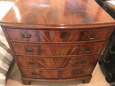 Bevan Funnell Mahogany Chest of Drawers
