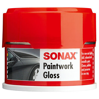 Sonax Paintwork Gloss - Paint Protection Sealer with Applicator Sponge - 250ml