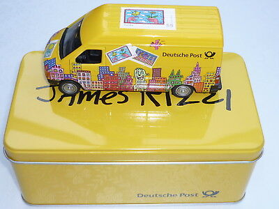 James Rizzi Sprintermodell der Deutschen Post