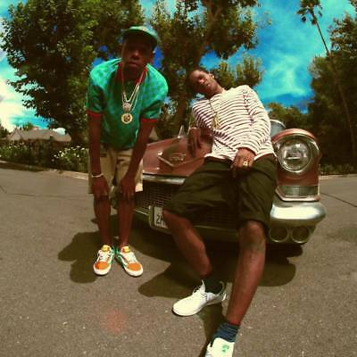 "MX08604 Tyler The Creator - American Odd Future Hip Hop Star 14""x14"" Poster"