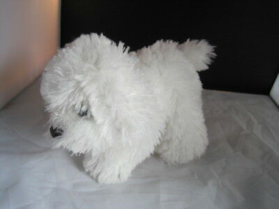 Bichon Frise Dog Westminster Best in Show Plush