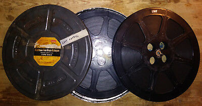 """The Lost Patrol 1934 Directed by John Ford 16mm film on 2 7"""" 400' Eastman reels"""