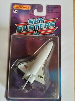 Matchbox Skybusters Space Shuttle