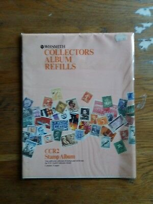 Stamp Collectors Album Refills