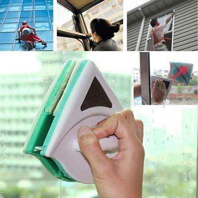 3MM 24MM Double Side Magnetic Window Cleaner Glass Surface Wiper CleaningBrushX