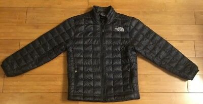The North Face Thermoball™ Full Zip Black Jacket Boys size XS / 6