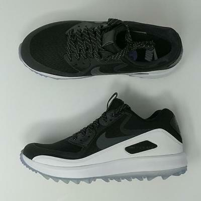 7ef75d290db282 WMNS Nike Air Zoom 90 IT Golf Shoes White Black Rory Mcllory ( 844648-001