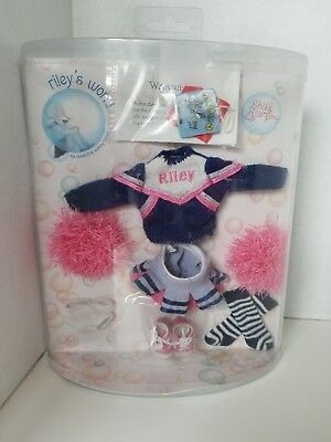 Helen Kish Riley Cheerleader Outfit New In Box