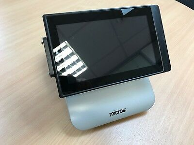 Micros Oracle mTablet R Series Workstation & Base - POS System
