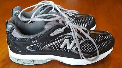 new products 4acb2 20bfe NEW BALANCE 540 Men's Running Shoes size 11 athletic training sneaker black