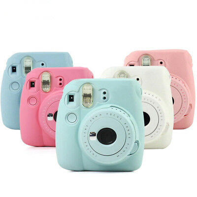 Silicone Bags for Fujifilm Instax Mini 8 9 Camera Case Protector Cover 2018