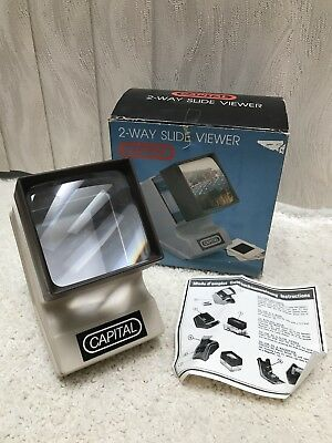 Capital Slide Viewer * Mint Condition