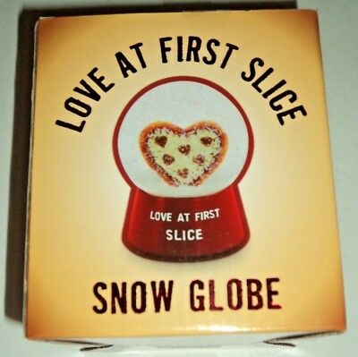 Urban Outfitters Love At First Slice Snow Globe New 1999 Picclick
