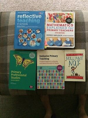 PGCE bundle Including HAYLOCK & MANNING 5th Ed.