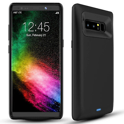 Galaxy Note 8 Battery Case 5500mAhRechargeable External Battery Portable Charger