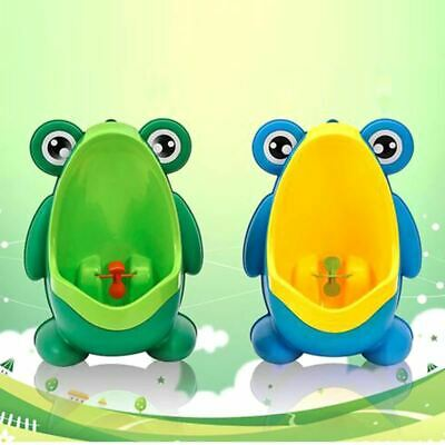 Kids Frog Potty Toilet Urinal Pee Trainer Wall-Mounted Toilet Pee Trainer