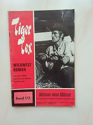 Tiger Tex Wildwestroman Band 172