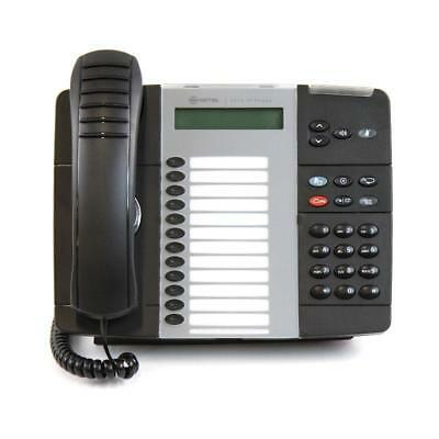 Mitel Networks 5312 IP System telephone Handset 50005847 VoIP Office