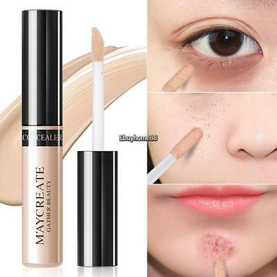 New Fashion Women Cosmetic Professional Face Liquid Makeup Concealer EHE8 01