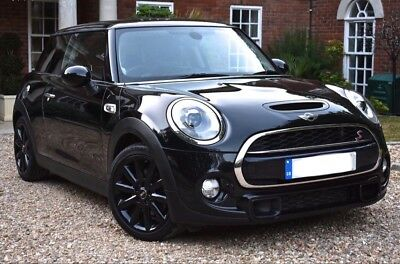 2016 Mini Cooper S Sd Sport Diesel Automatic Fully Loaded