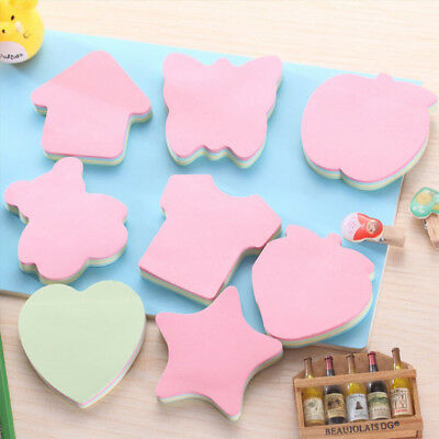 School and Office Supplies Self-adhesive Sticky Note Student Post It Memo Paper