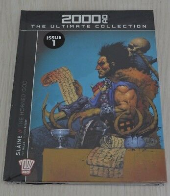 2000AD Ultimate Collection SLAINE // THE HORNED GOD ISSUE 1 NEW  (Our ref 109560