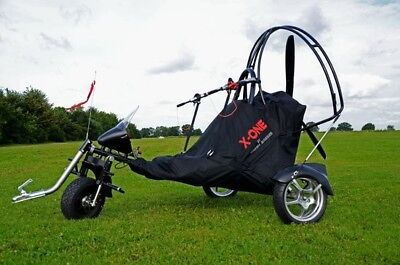 Fresh Breeze Trike X-LIGHT 1S-L, schwarz