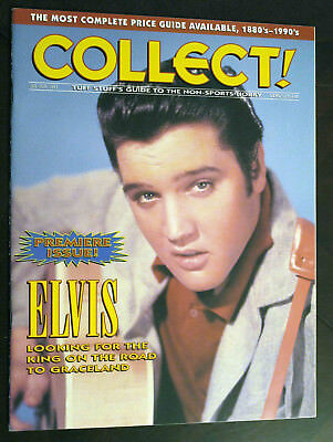 Collect! Magazine Volume 1 Number 1 Jan - Mar 1993 NM/M 1st Issue