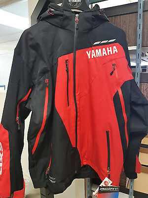 Mens Yamaha Mission Lite Snowmobile Shell Jacket | 4Way Stretch | Fxr