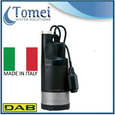 "DAB 6"" Multistage Submersible Pump DIVER 6-600 M-A 0,55KW 1X230V"