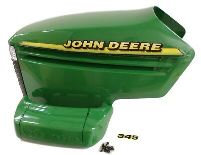 John Deere 345 complete hood with serial # above 070001 AM132529 AM132595
